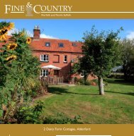 2 Dairy Farm Cottages, Alderford - Fine & Country