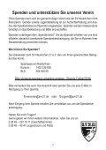 Stadionheft Nr.01 - SV Neukirchen - SV Neukirchen 21 e.V. - Page 7