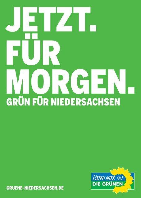 Landtagswahlprogramm von Bündnis 90 - des Deutschen Hanf ...