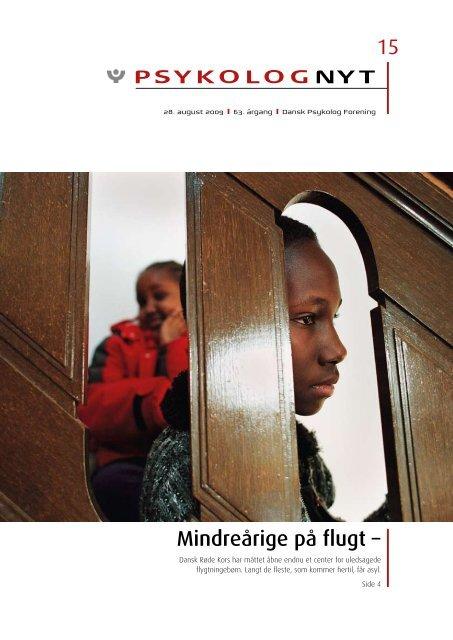 Mindreårige på flugt – - Elbo