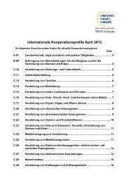 Kooperationsgesuche April 2012 (PDF-Datei) - NRW.Europa