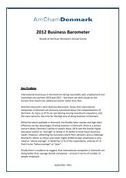 2012 Business Barometer - American Chamber of Commerce in ...
