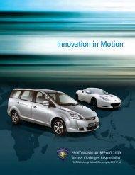 2009 Annual Report - ChartNexus