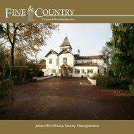 Jackett Mill, Mill Lane, Rockley, Nottinghamshire - Fine & Country