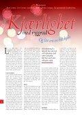 Kjærlighet som varer - Kristent Fellesskap Kvinnherad - Page 4