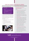 Meridian VATconsultancy ofrece la experiencia que necesita su ... - Page 2