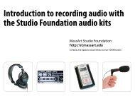 Intro-AudioKits-v3-s.. - MassArt Studio Foundation