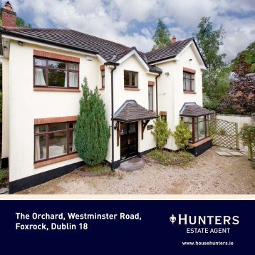 The Orchard, Westminster Road, Foxrock, Dublin 18 - MyHome.ie