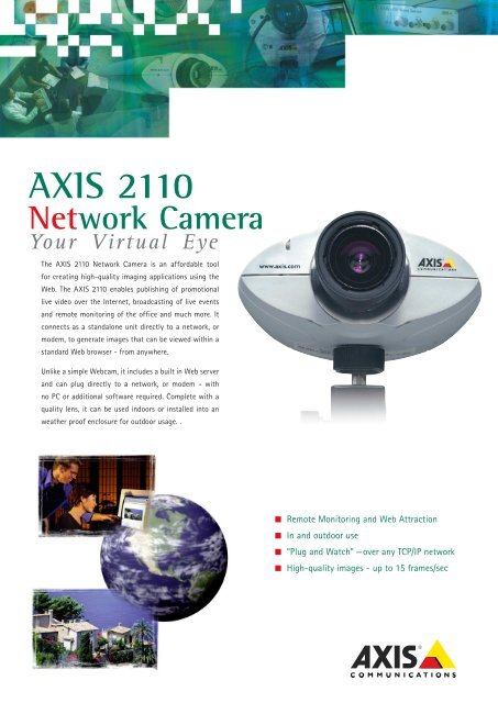 AXIS 2110 DRIVER FOR WINDOWS 8