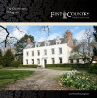 The Old Rectory, Gillingham - Fine & Country