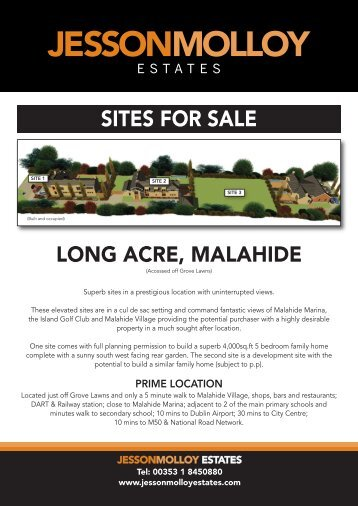 SITES FOR SALE - MyHome.ie