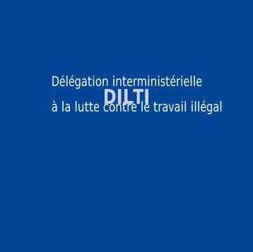 Délégation interministérielle à la lutte contre le travail ... - Costkiller