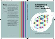 European Civic Citizenship and Inclusion Index - Foreign Policy ...