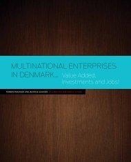 Multinational EntErprisEs in DEnMark… - American Chamber of ...