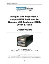 USB Duplicator - static.highspeedb...