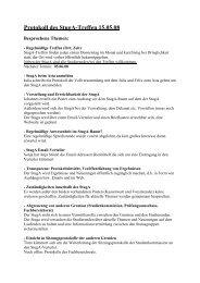 Protokoll des StugA-Treffen 15.05.08 - StugA Geowissenschaften ...