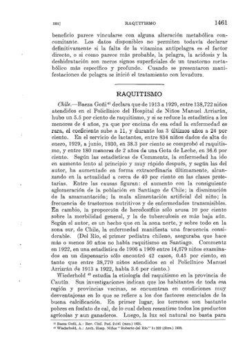 1461 RAQUITISMO - PAHO/WHO
