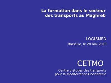 La formationdansle secteur des transports au Maghreb - CMI