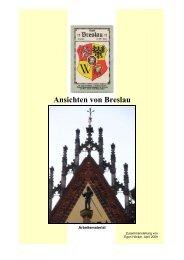 Ansichten von Breslau