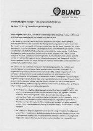 Berliner Erklärung zu mehr Bürgerbeteiligung