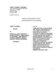 Original complaint - National Center for Science Education