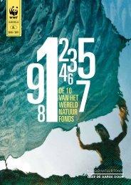 Jaarverslag 2010-2011 (pdf) - Wereld Natuur Fonds