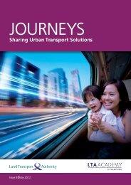 Sharing Urban Transport Solutions - LTA Academy