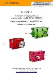H - SERIE - Stoewer-Getriebe.de