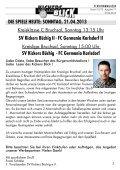 FC Germania Karlsdorf - SV Kickers Büchig - Page 3