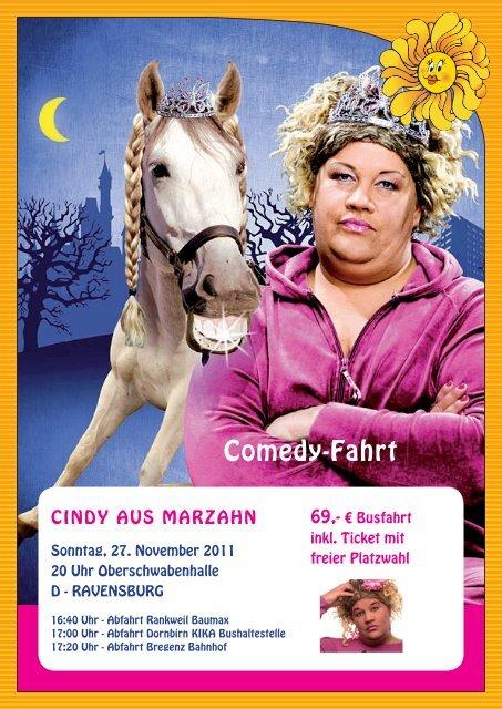 Comedy-Fahrt