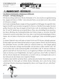 SV Menzingen - SV Kickers Büchig - Page 6