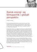 Dansk energi- og klimapolitik i globalt perspektiv - De Økonomiske ... - Page 2