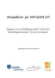 Perspektiver på DET GODE LIV - Servicestyrelsen