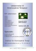 Det Blide Tryk - Foreningen af Kranio-Sakral Terapeuter - Page 6