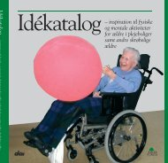 inspiration til fysiske og mentale aktiviteter for aeldre i ... - s02g320