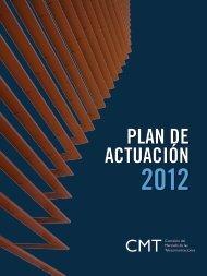 PLAN DE ACTUACIÓN - Blog CMT