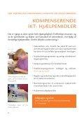 Kompenserende specialundervisning for voksne - folder - Center for ... - Page 6