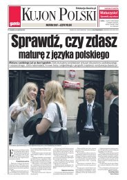 KUJON POLSKI - Gazeta.pl