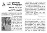 Christophoribote Oktober 2005/Nr. 7