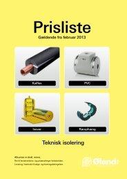 Teknisk isolering - Øland Online