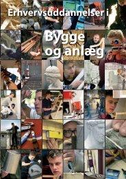 Erhvervsuddannelser i - Dansk Byggeri