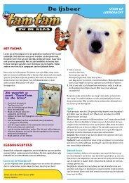 De ijsbeer - Wereld Natuur Fonds