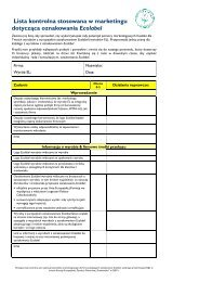 Marketing Guide Checklist PL2 - EU Ecolabel Marketing for Products