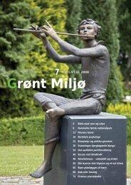 2008 Grønt Miljø