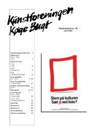 Blad nr 90 - Kunstforeningen Køge Bugt