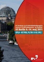til Berlin 8.-14. maj 2011 - Kreds Fyn