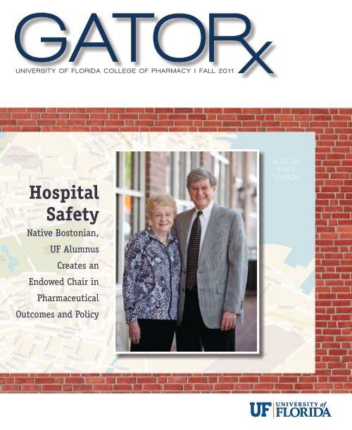 Hospital Safety - College of Pharmacy - University of Florida