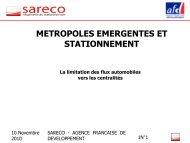 M. Patrick CARLES Directeur Général SARECO ... - CMI