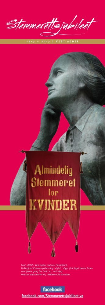 Brosjyre Stemmerettsjubileet 2013 web 2013-01-16