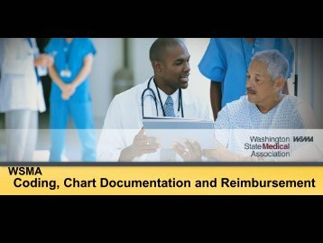 Coding, Chart Documentation and Reimbursement - Thurston ...